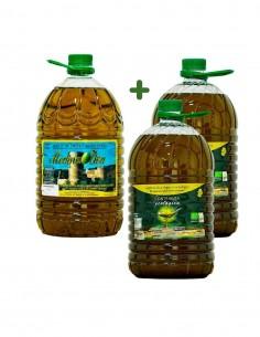 Aceite de Oliva Pack 3ud 5L...